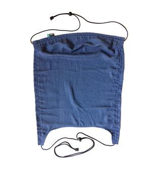 Sonnenschutz für Kinderwagen und Babyschalen Jeans