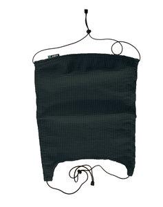 Schaduwdoek zwart